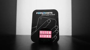 Image of TRUE PINK SLICK LIVING x POP SOCKET | PHONE GRIP & STAND