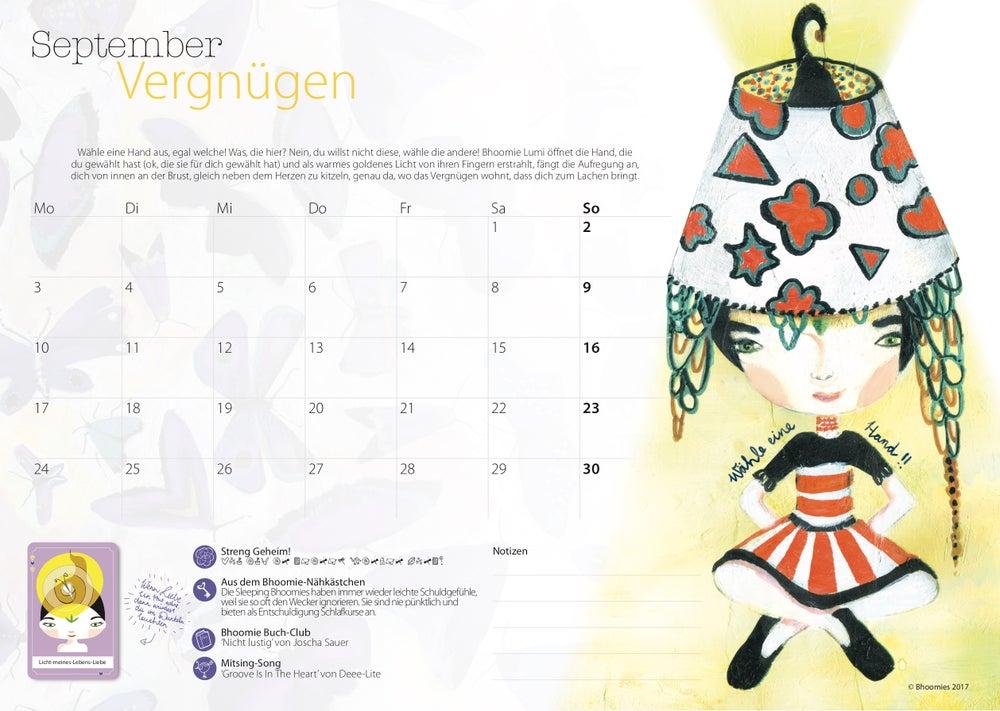 Image of Kalender 2018