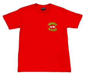 Image of Pinky & The Brain Tee Red