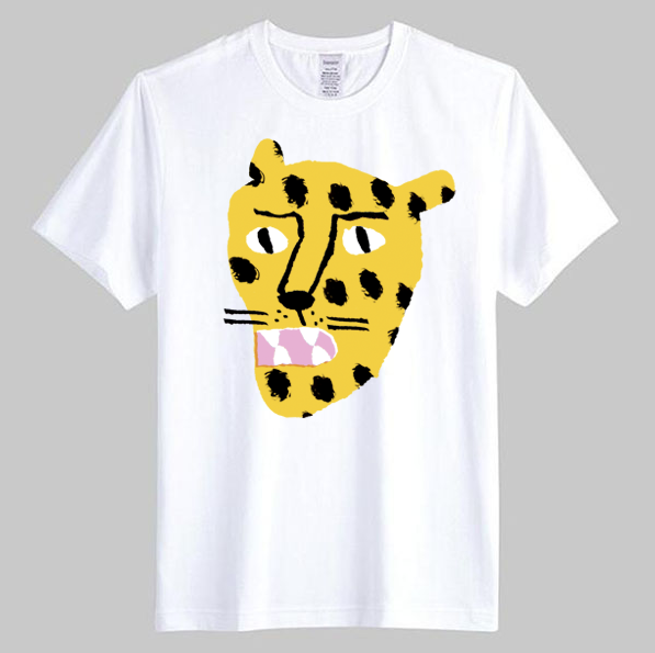 Image of Leopard T-shirt