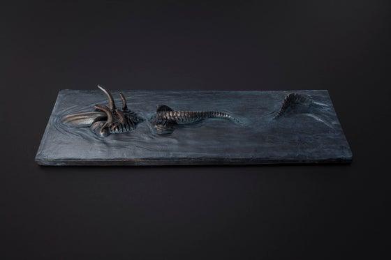 Image of Swimming Alien Movement Study