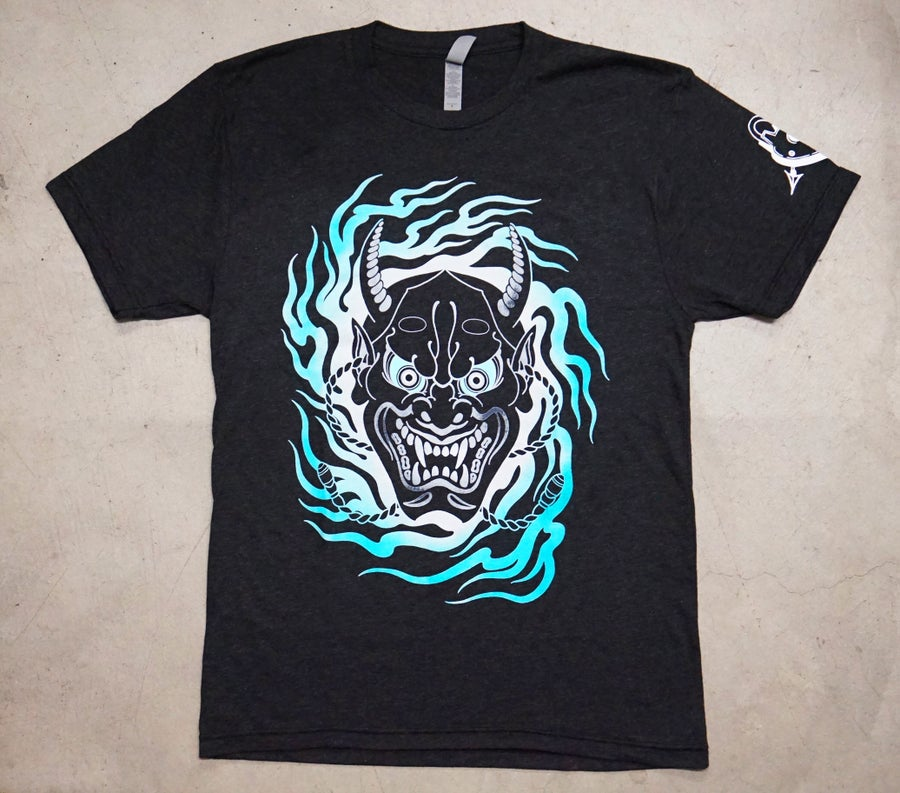 Image of Shaun Topper Hannya T-Shirt