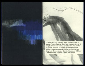Image of (wordless) Rosaire Appel, Zipora Fried, and Renee Gladman