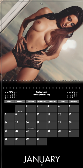 Image of 2018 Calendar - PreSale