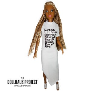 Image of Ladies First Collector Doll