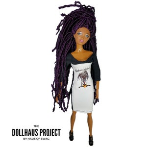 Image of Loctress Goddess Collector Doll