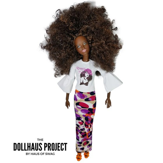 Image of Respect My Flyness Collector Doll