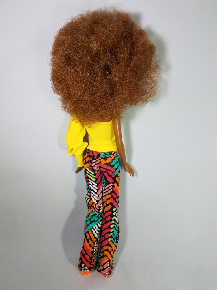 Image of WERK SHIRT Collector Doll