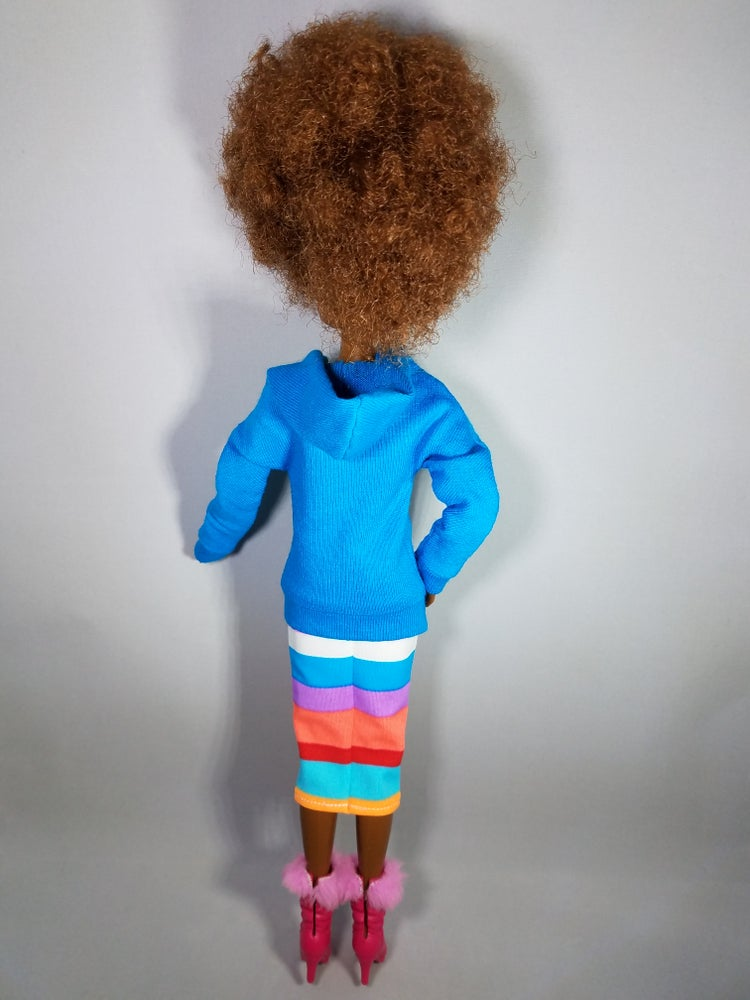 Image of Supa Natural Collector Doll