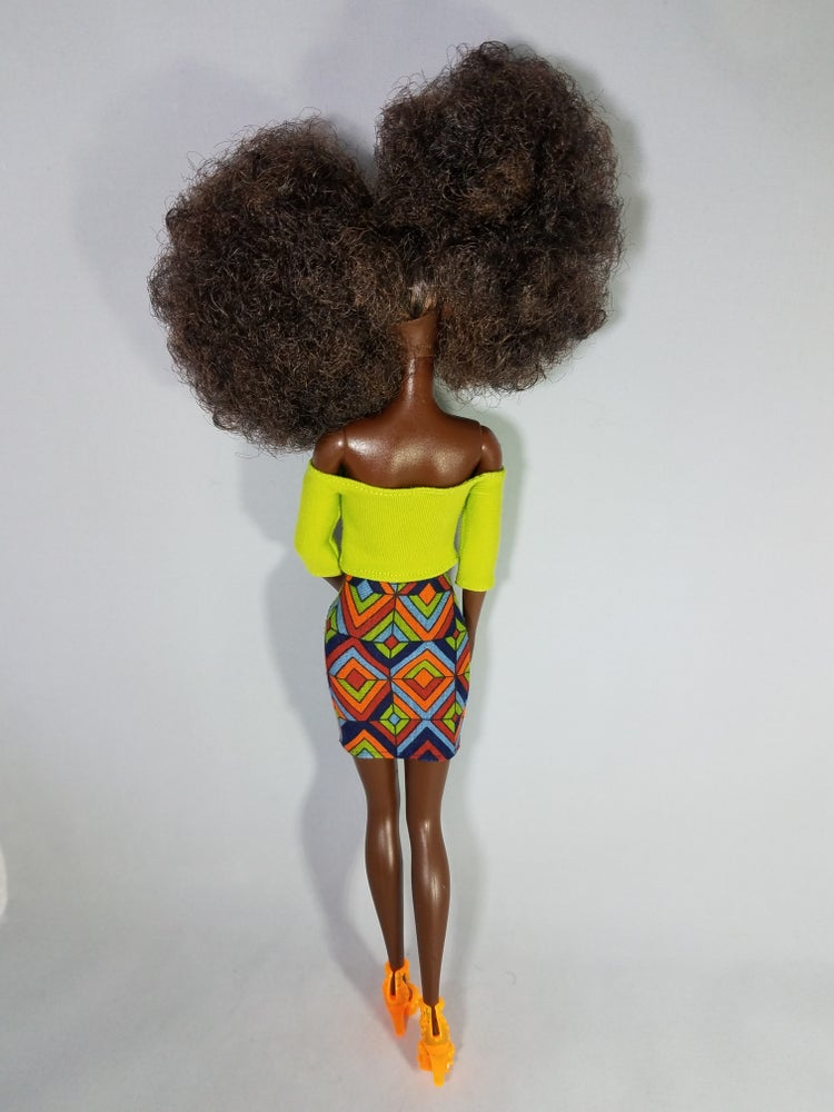 Image of BLK GRL MAGIC Collector Doll