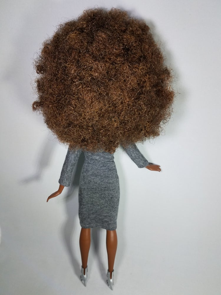 Image of Big Hair Don't Care Collector Doll