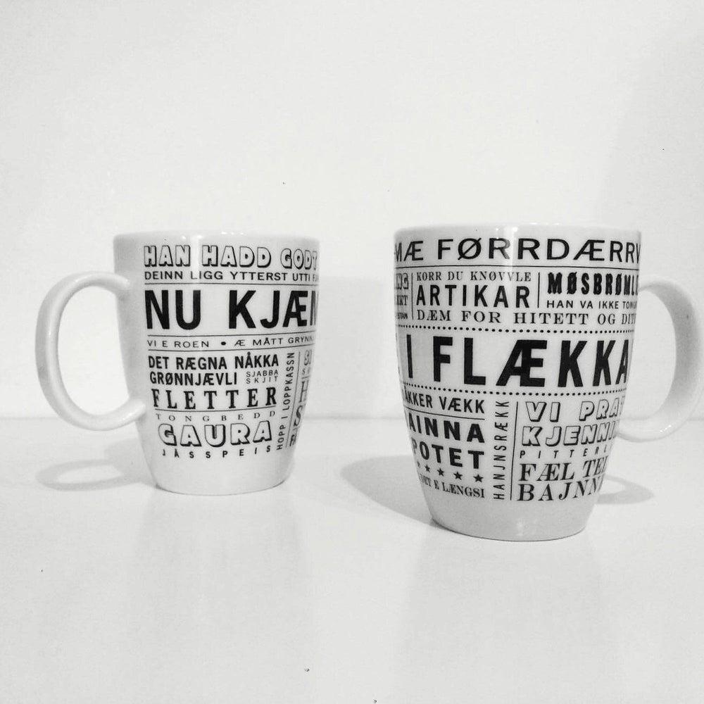 """Image of Krus """"Nu kjæm han me han"""" (Vesterålen)"""
