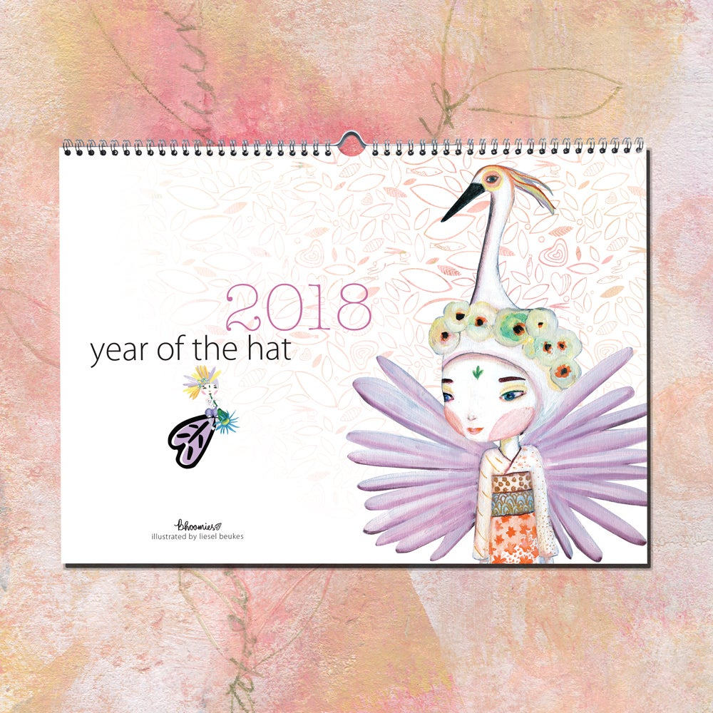 Image of Calendar 2018