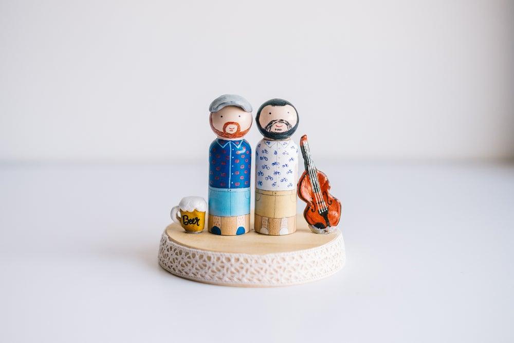 Image of Figuras de Madera Personalizadas + Objetos en 3D