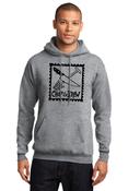 Image of Chop & Brew Hooded Sweatshirt (Pre-Order)
