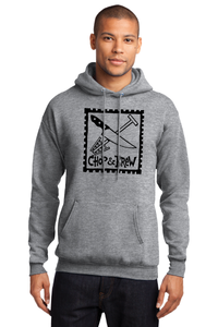 Image of Chop & Brew Hooded Sweatshirt (Pre-Order)