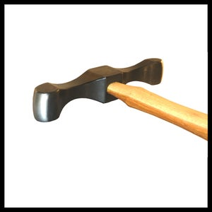 Image of NEW!    Elyse Forming Hammer - 12 ounce