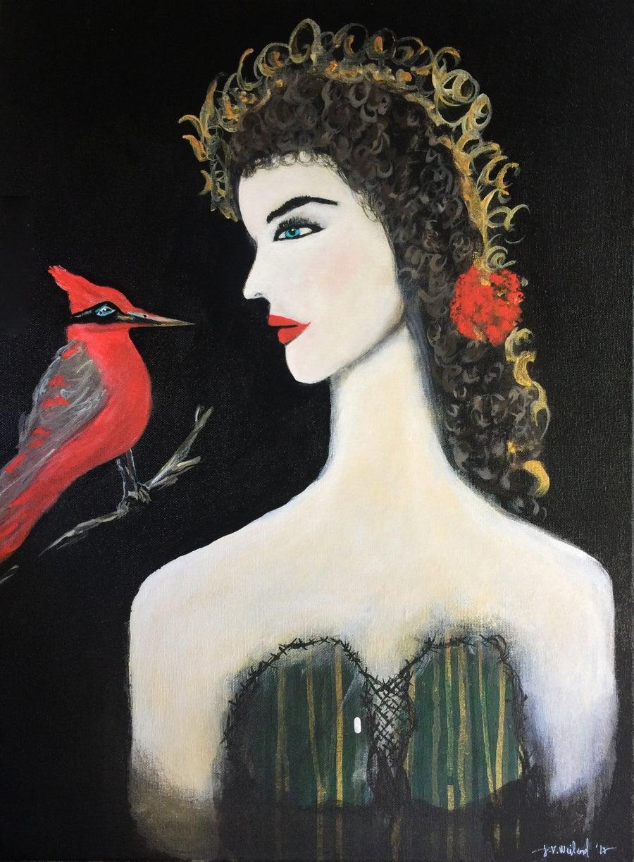 Image of Gitte + Bird V