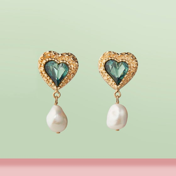 Image of EDEN LOVE EARRINGS