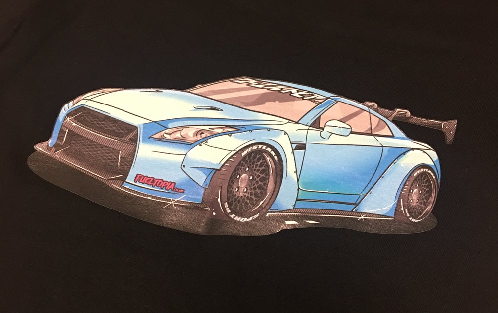 Image of GTR Adult T-Shirt
