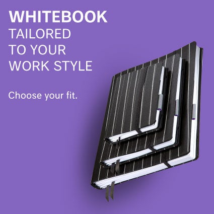 Image of Whitebook - tailored to your work style