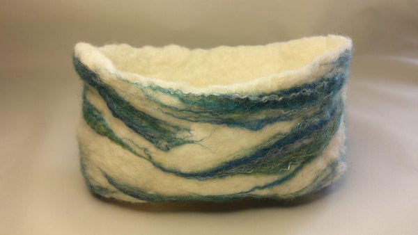 Image of Felt Bowl Workshop