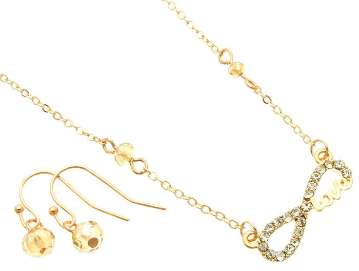 Image of Infinite Love Necklace