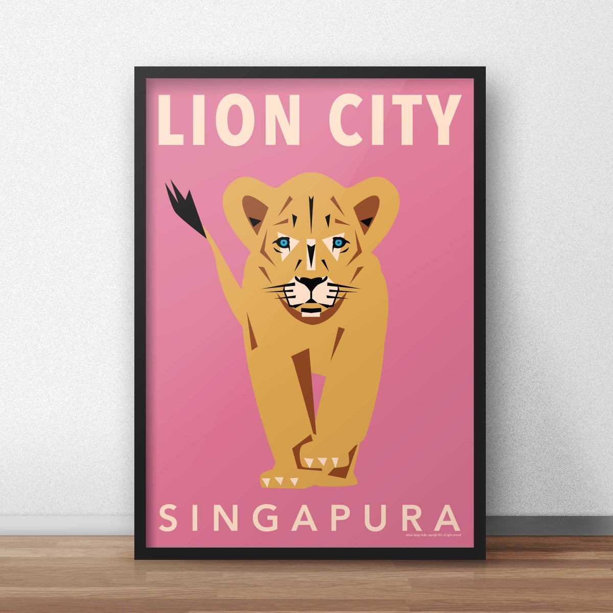 Image of Lion City - Elegant!