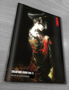 Image of Creature Book 5