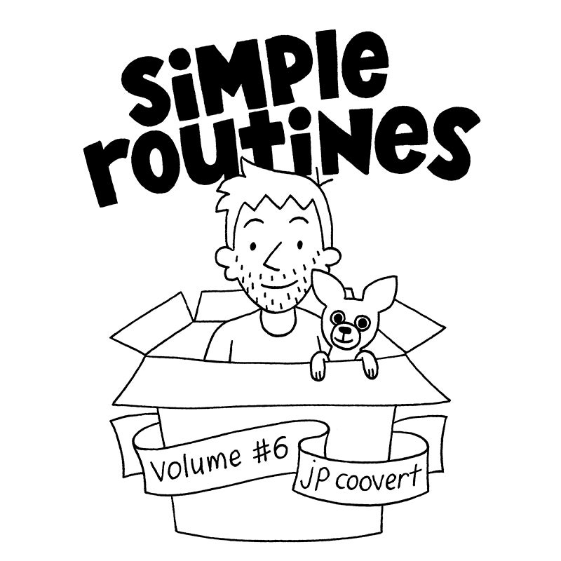 "Image of JP Coovert ""Simple Routines Volume 6"""
