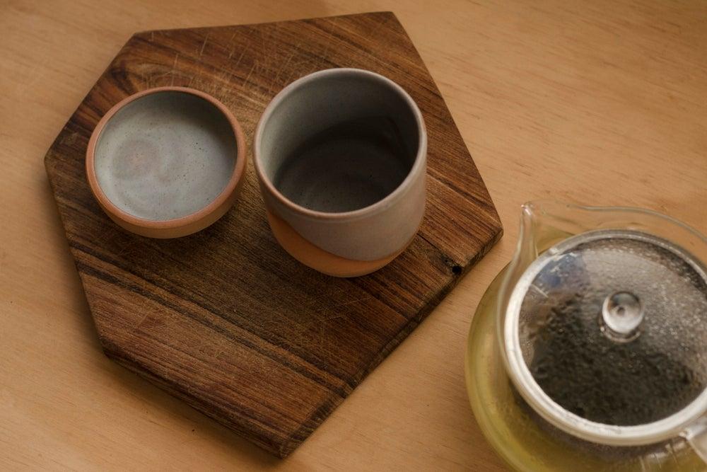 Image of Salt Dish (Linen)