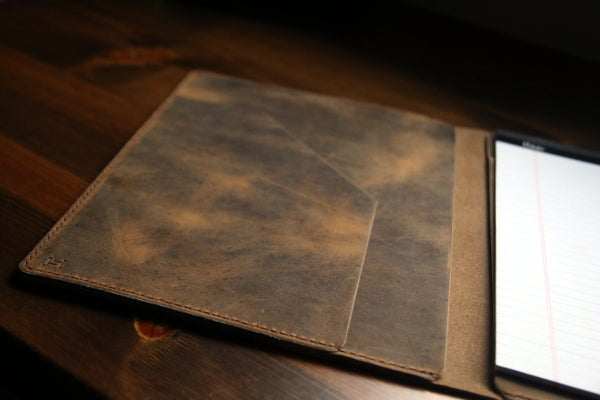 Image of Legal Pad Portfolio