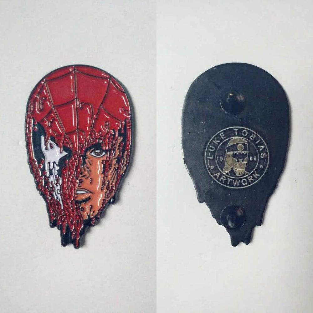 Image of Spider-Melt Soft Enamel Pin