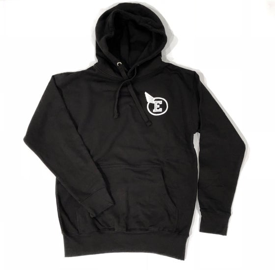 "Image of ""Flight"" Hooded sweater"
