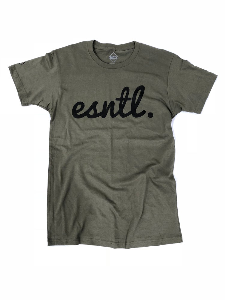 "Image of ESNTL ""Classic"" Army Green (NEW)"
