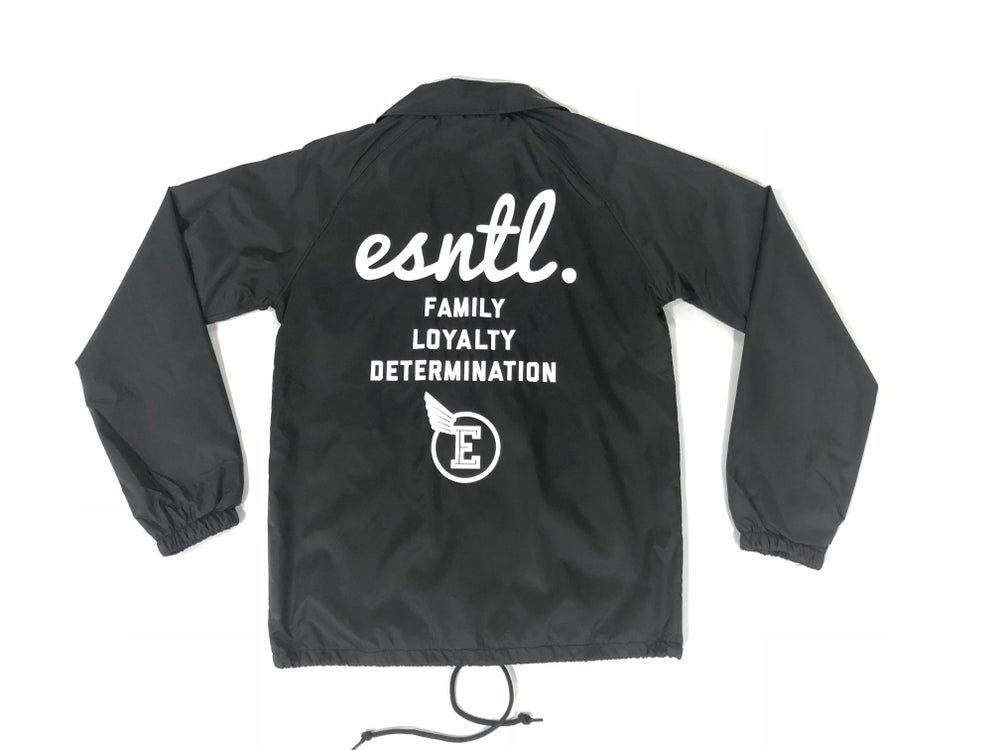 """Image of ESNTL """"Family Loyalty Determination"""" Coach (NEW)"""