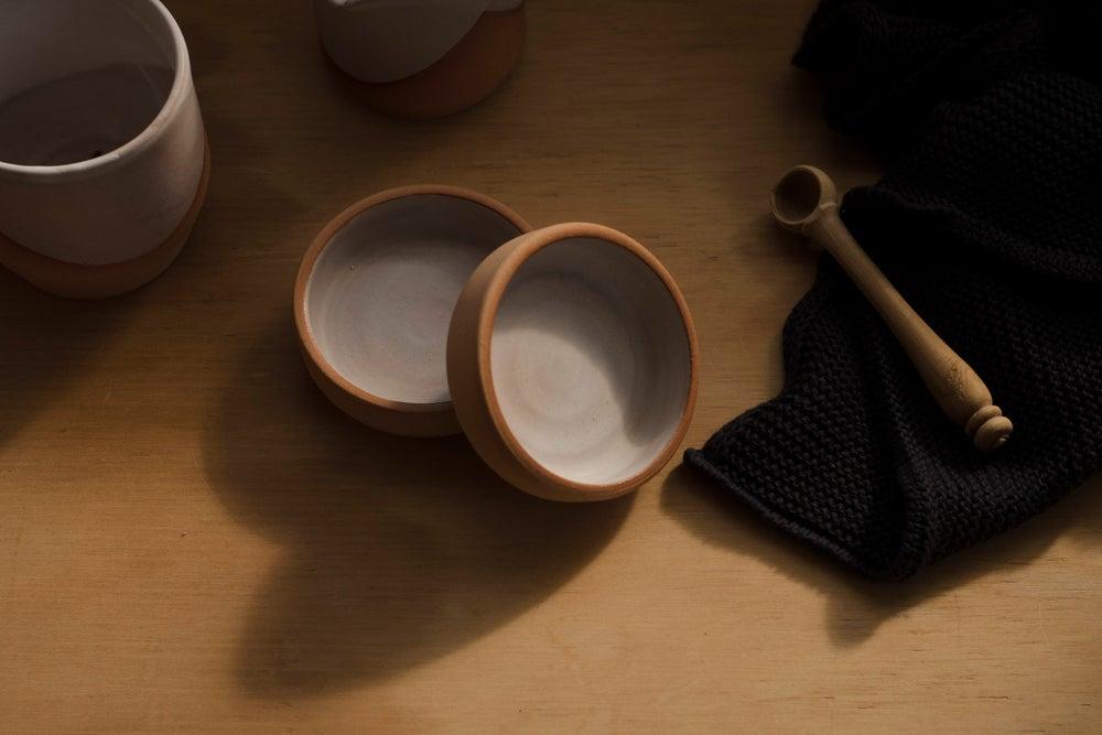 Image of Salt Dish (Milk)