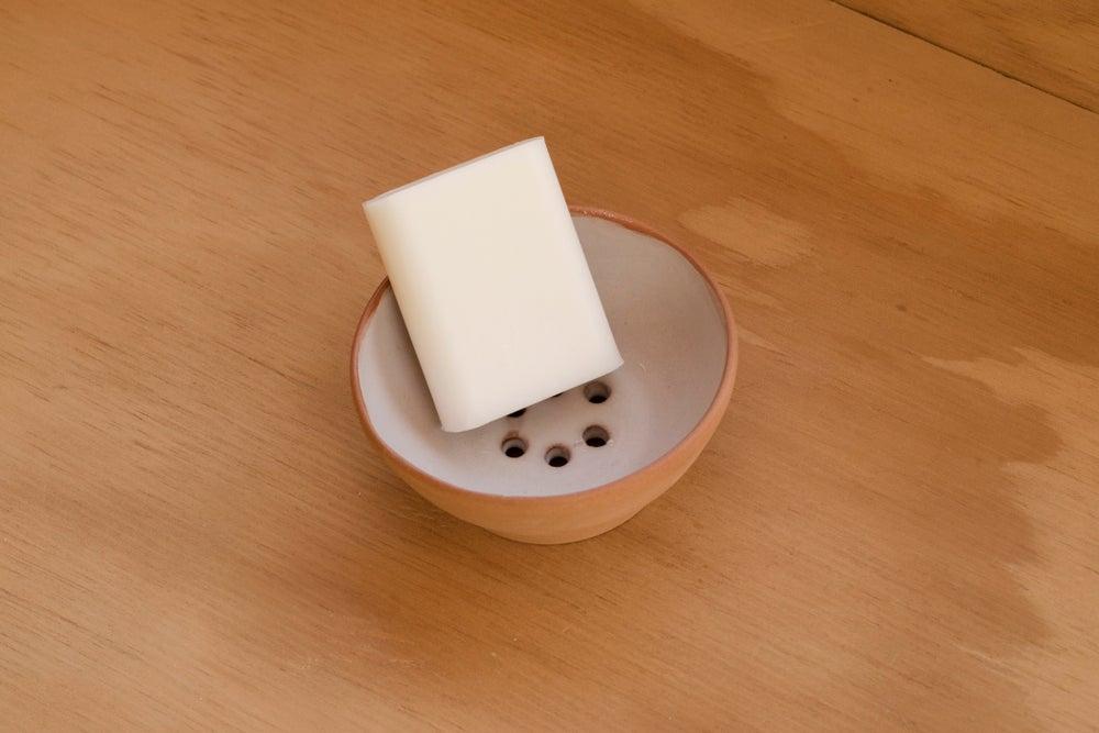Image of Soap dish (Milk)