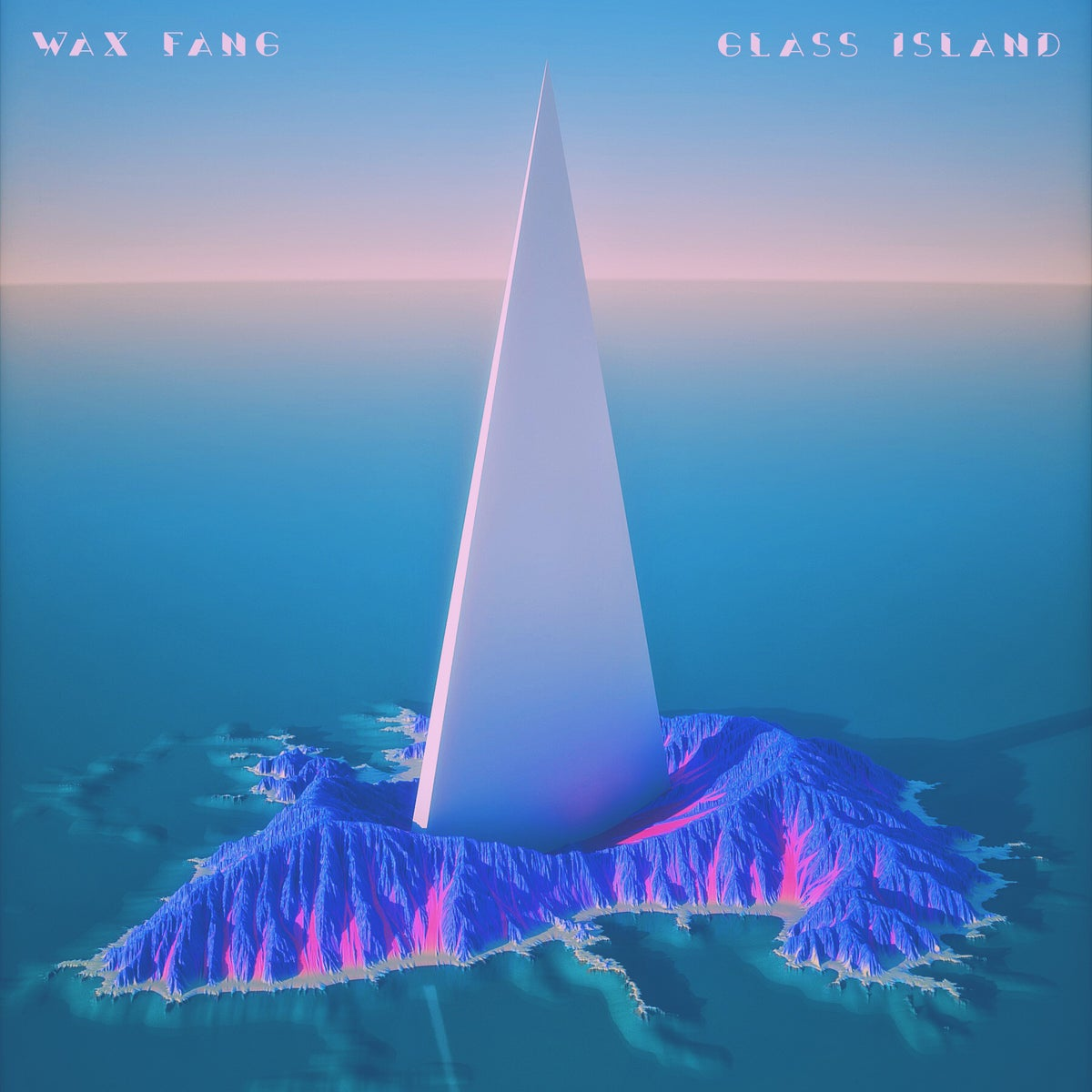 Image of Glass Island (feat. Lacey Guthrie) - WAV FILE