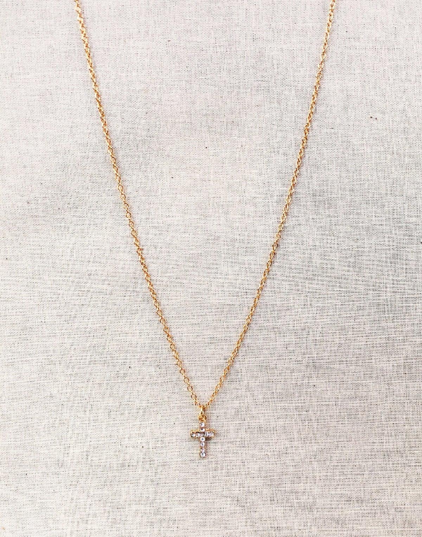Image of Children's Cross Necklace