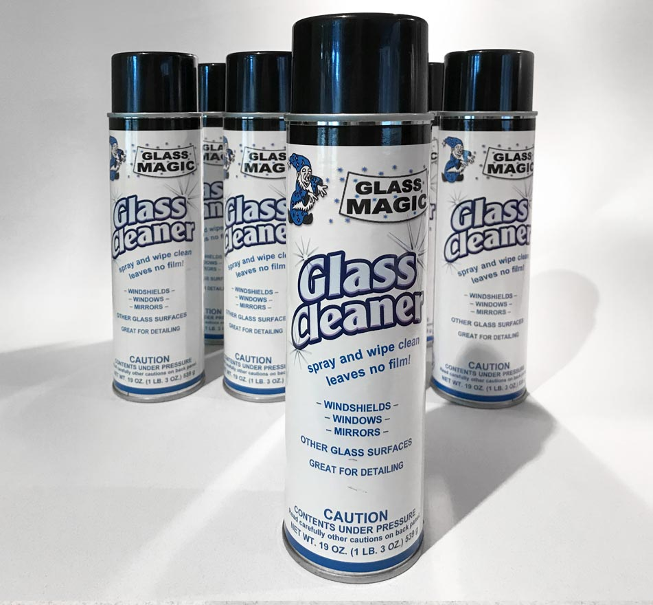 Image of Glass Magic Professional Glass Cleaner (Case of 12)