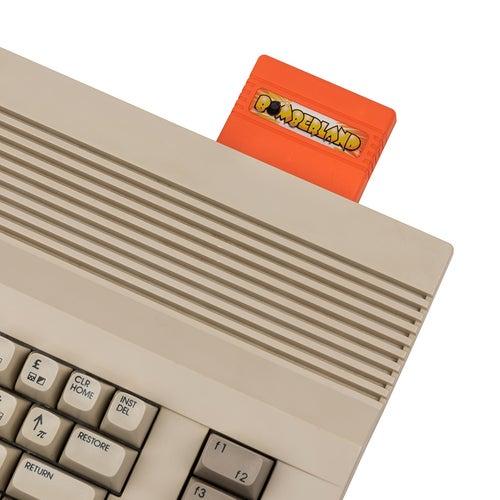 Image of Bomberland (Commodore 64)