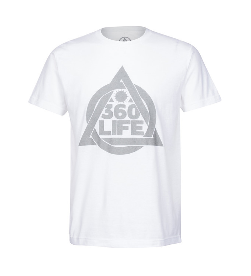 Image of White Gold Tee
