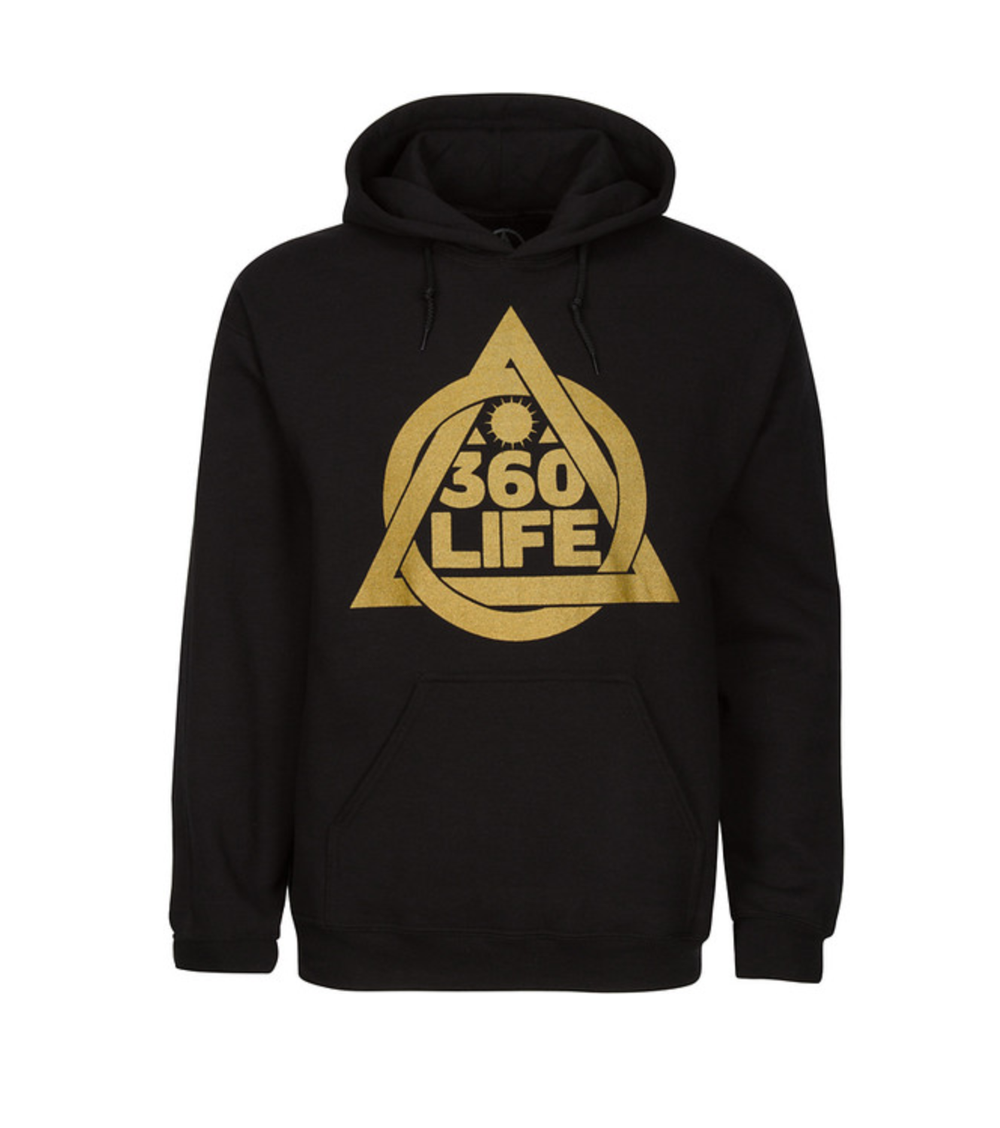 Image of Gold Life Hoodie