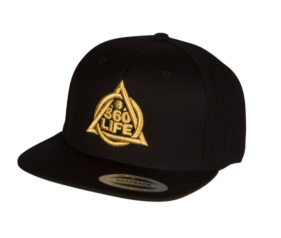 Image of Limited Edition Gold Life Snapback