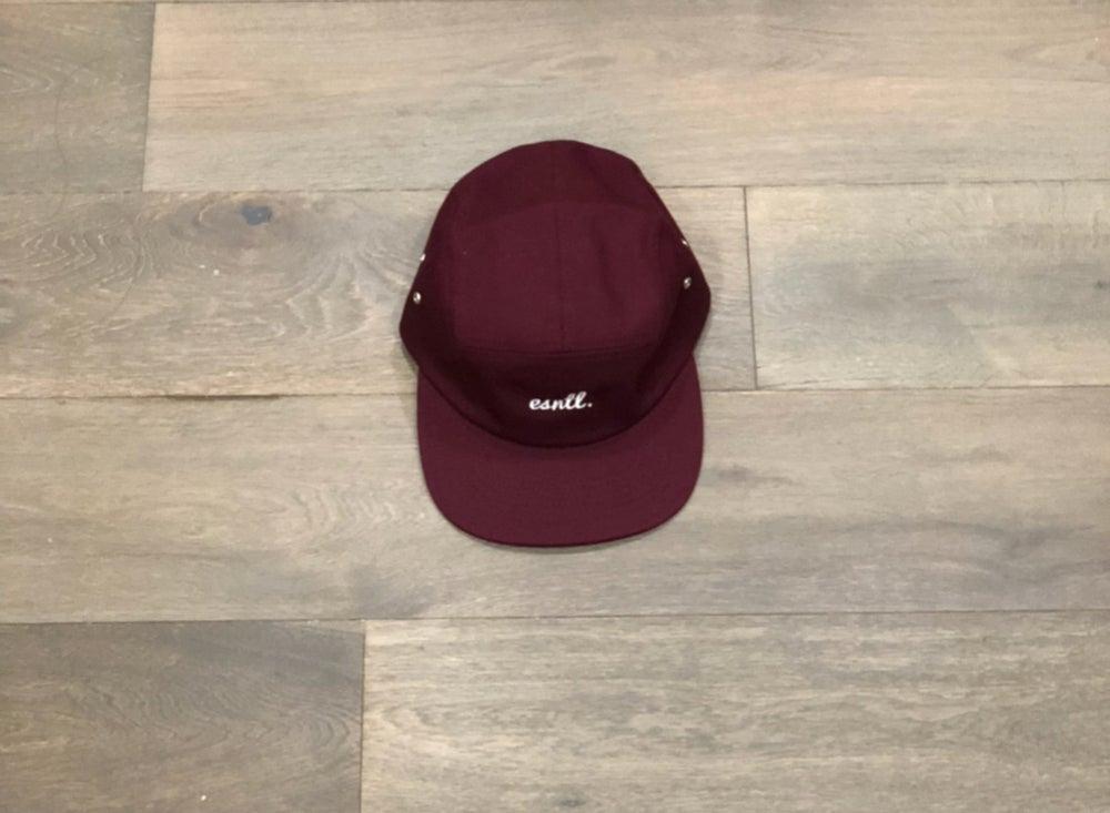 Image of ESNTL 5 PANEL HAT (NEW)
