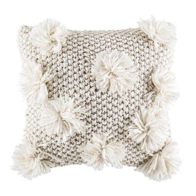 Image of Super Pom Pom Cushion