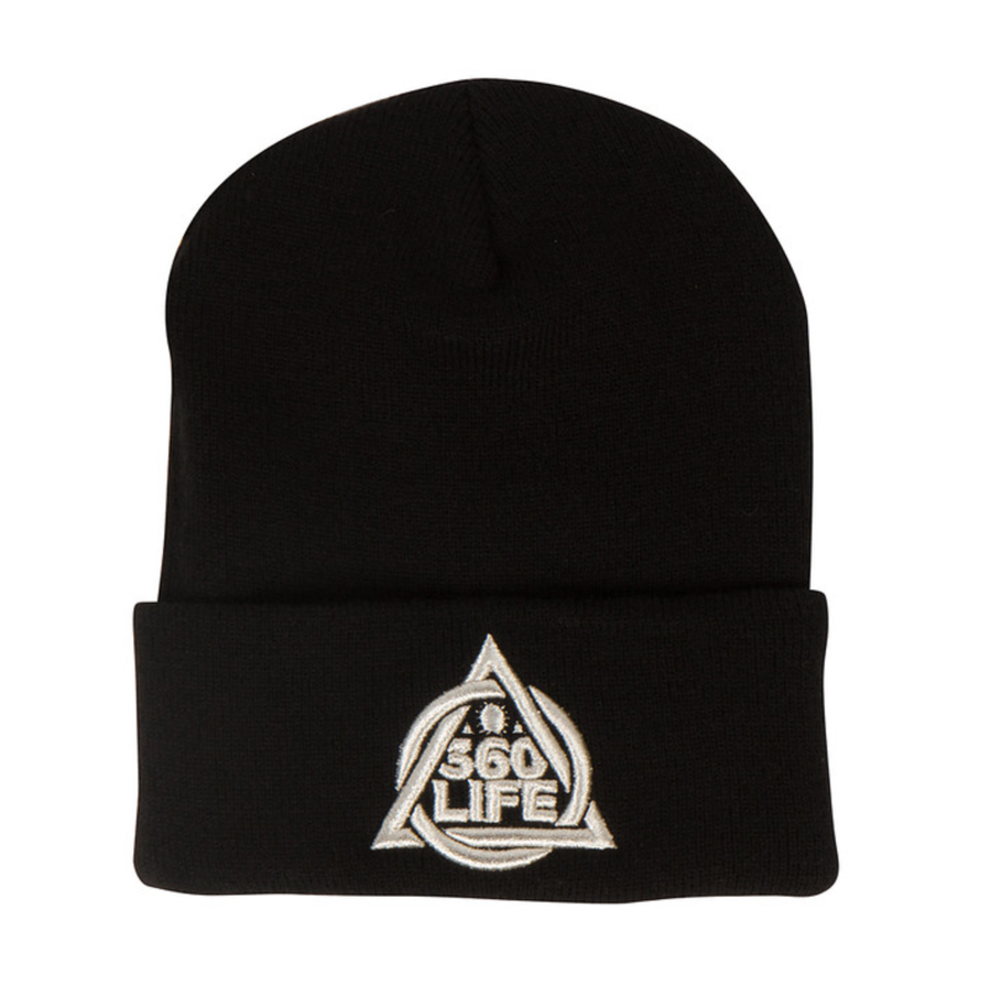 Image of Limited Edition White Gold Life Beanie