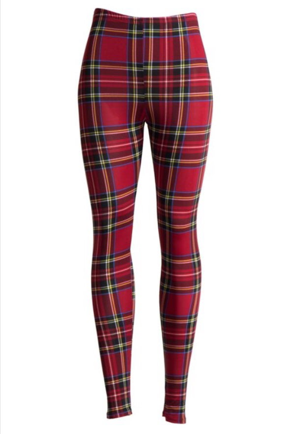 Image of Plaid Pants