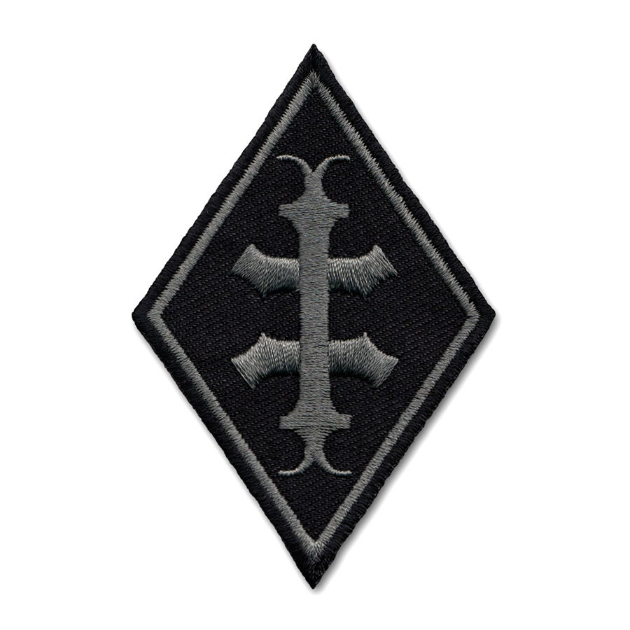 Image of Conjoined Cross Patch